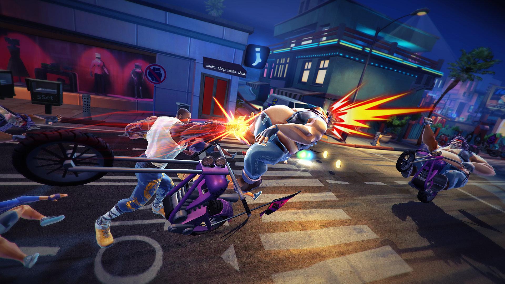Shaq Fu: A Legend Reborn bonus DLC in physical edition