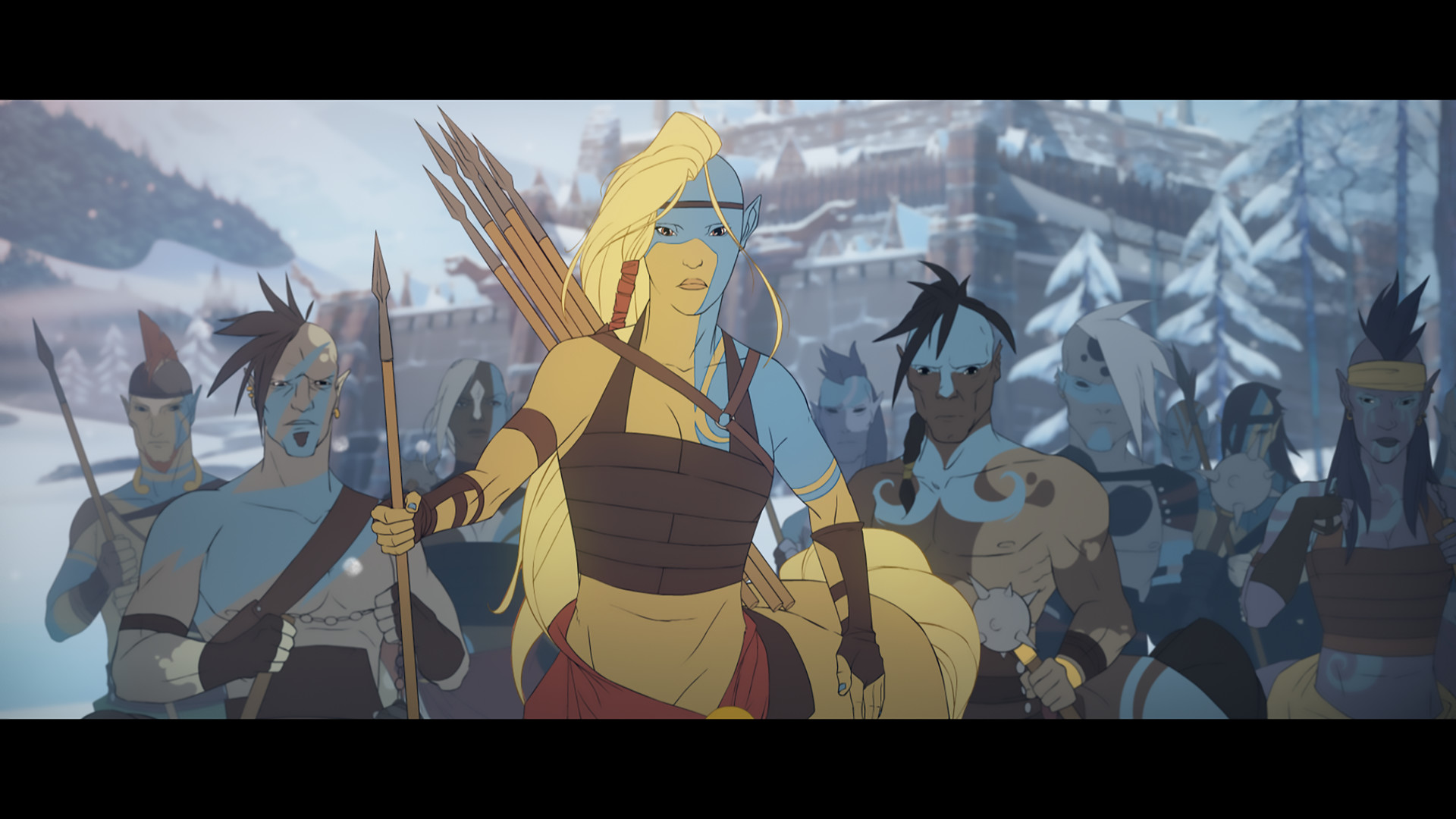 Banner Saga 2 gets Switch release date