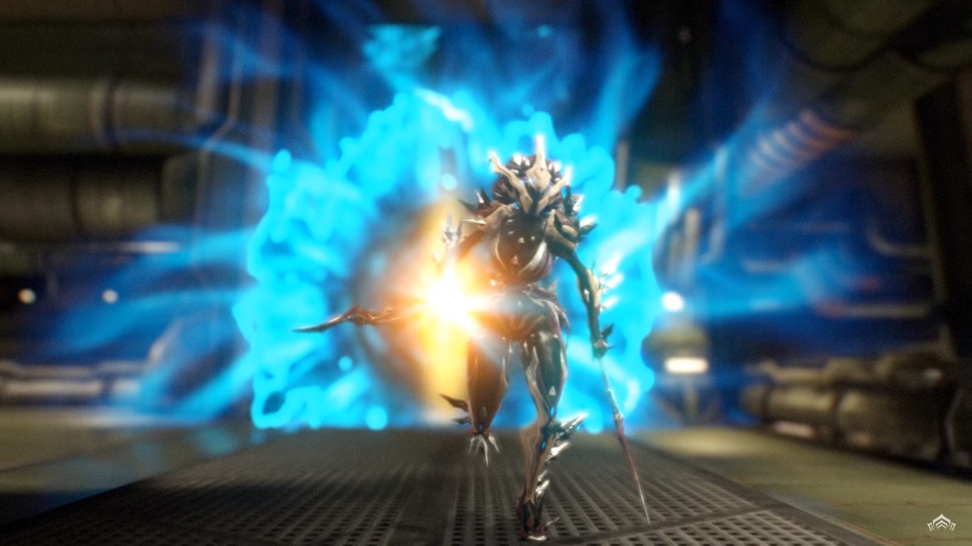 Warframe gets new frame and mode
