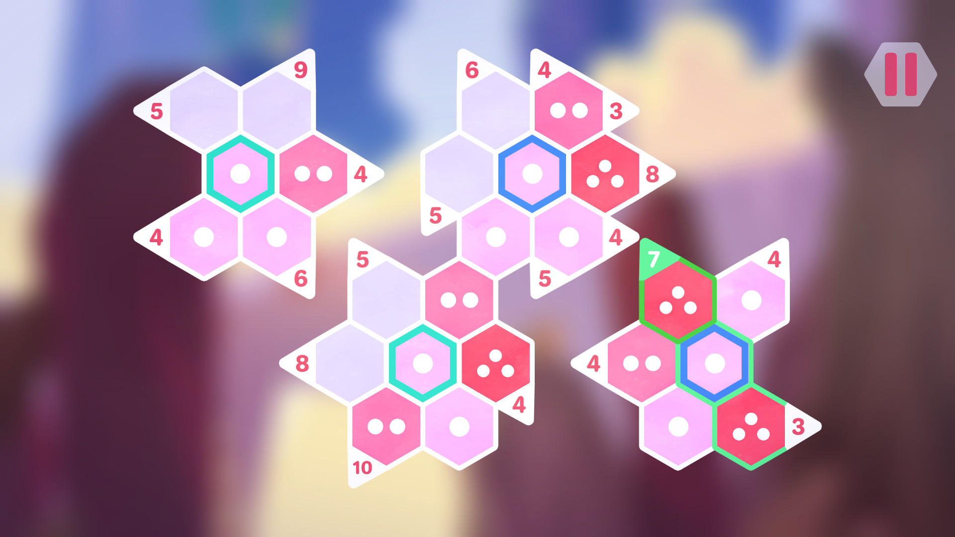 Hexologic now available on Steam, iOS and Android