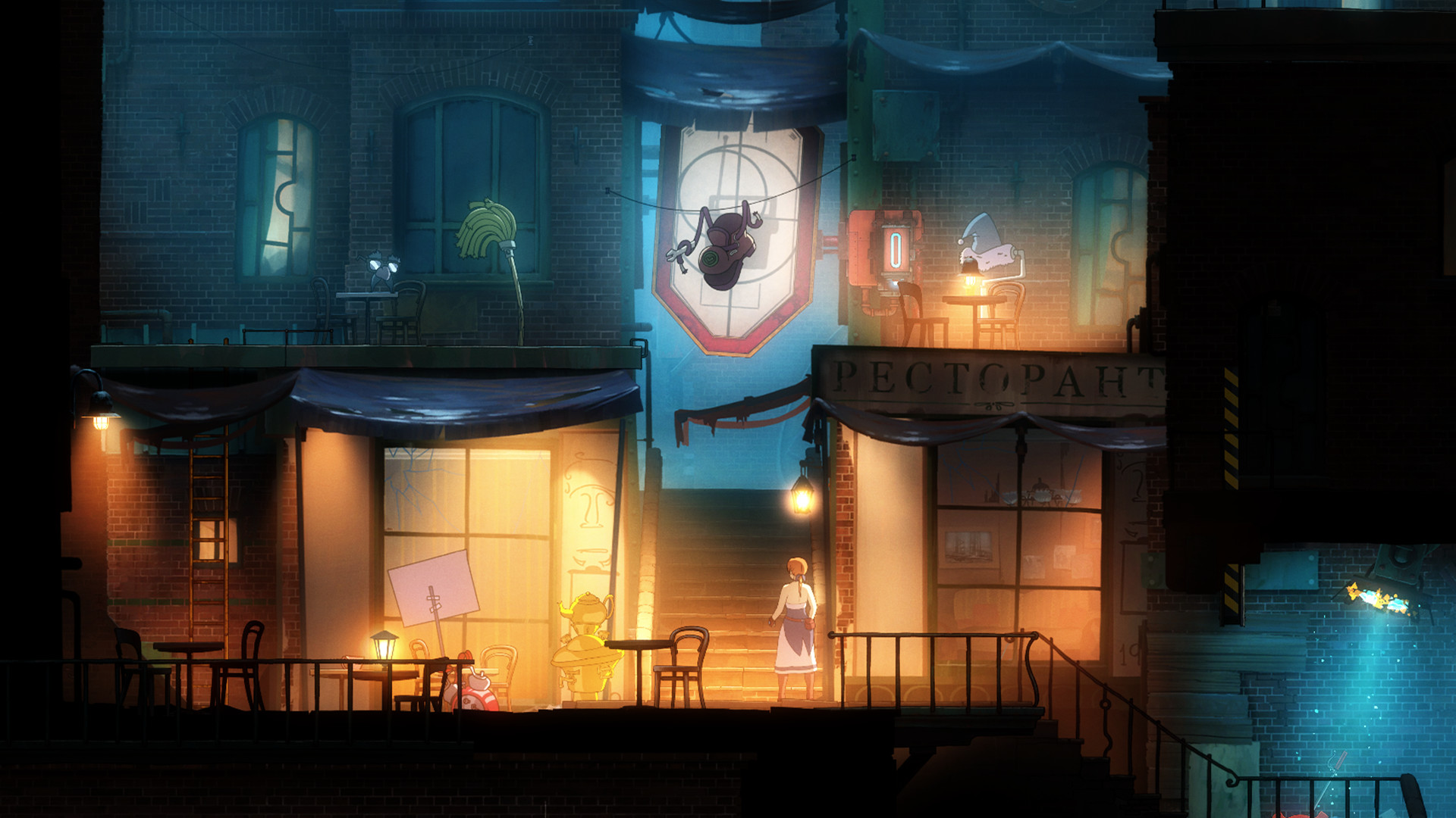 Cinematic 2D adventure Forgotton Anne out today