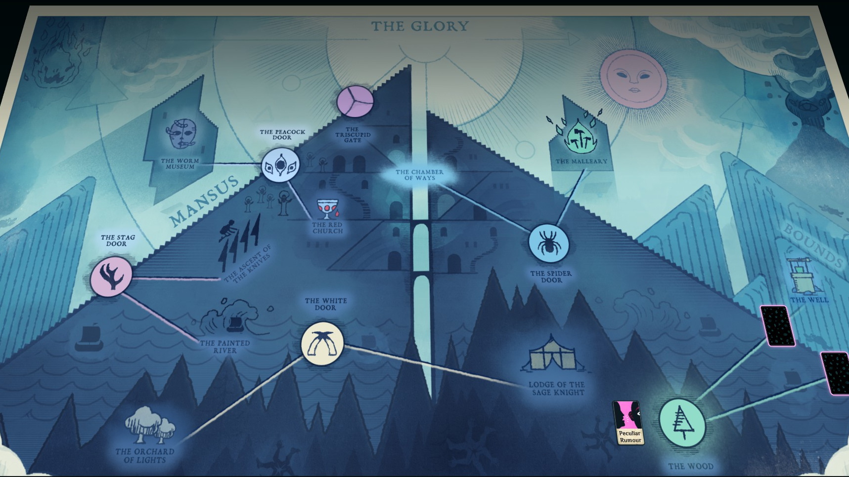 Cultist Simulator sells over 100,000 copies