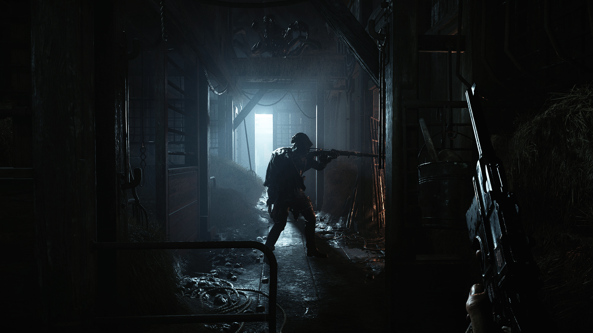 Hunt Showdown Update 2 is live today