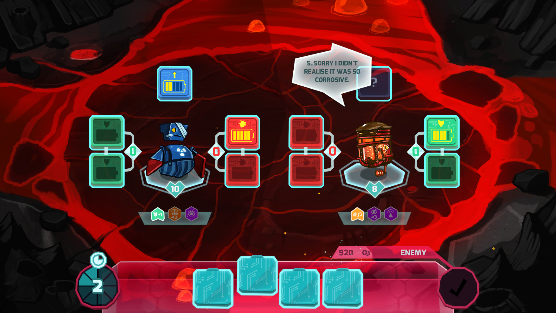 Insane Robots, new card battler without the expense coming soon