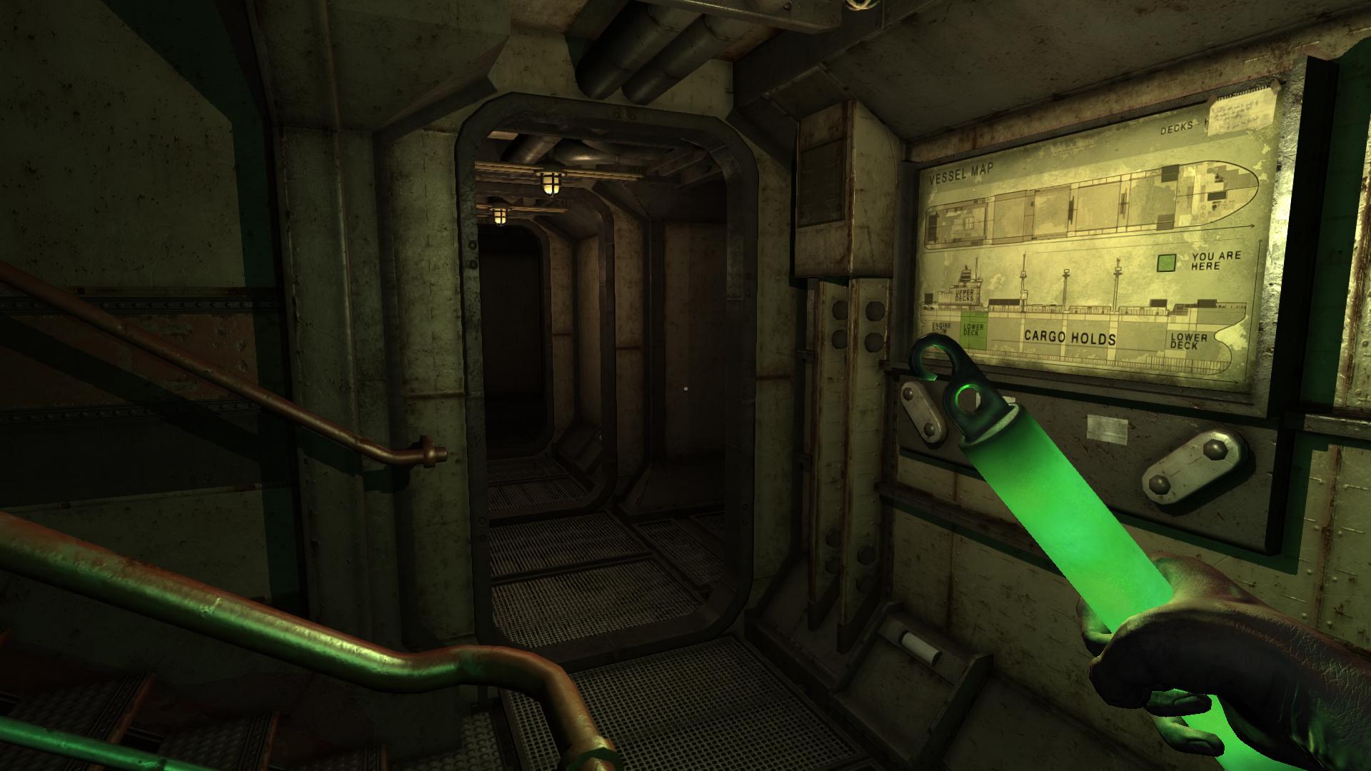Survival horror Monstrum sneaking onto consoles