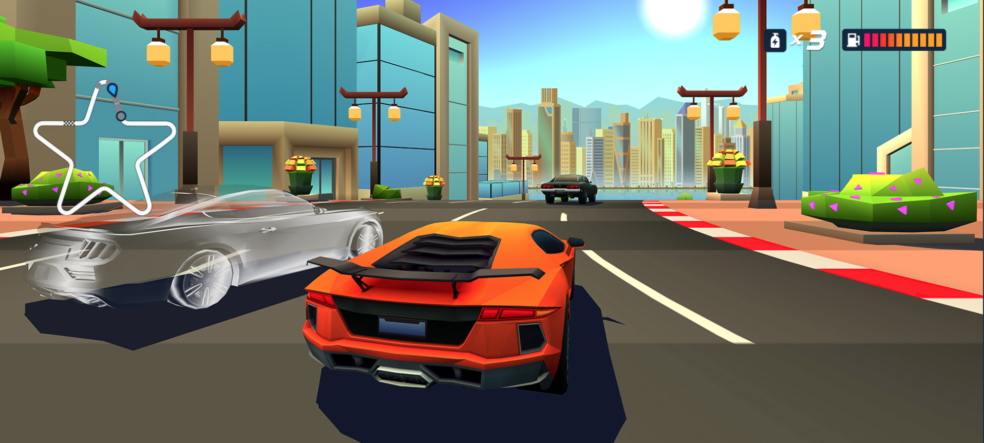 Horizon Chase Turbo shows off in new video