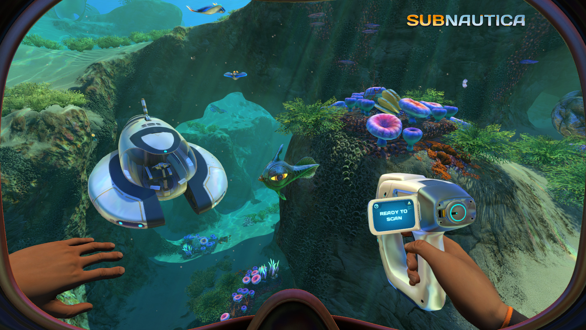 Subnautica: Below Zero dives into Early Access next week