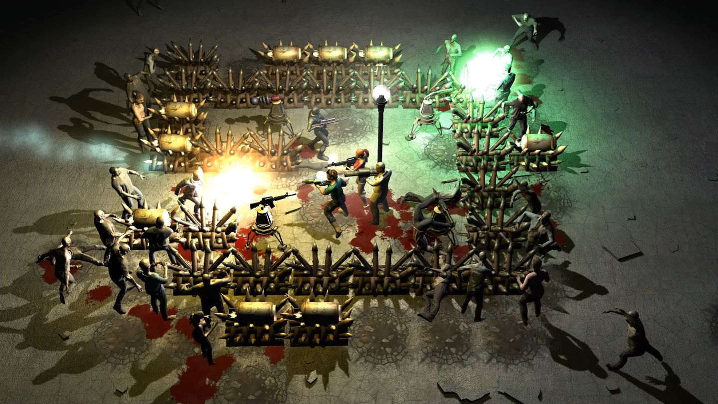 Yet Another Zombie Defense HD now on Xbox One