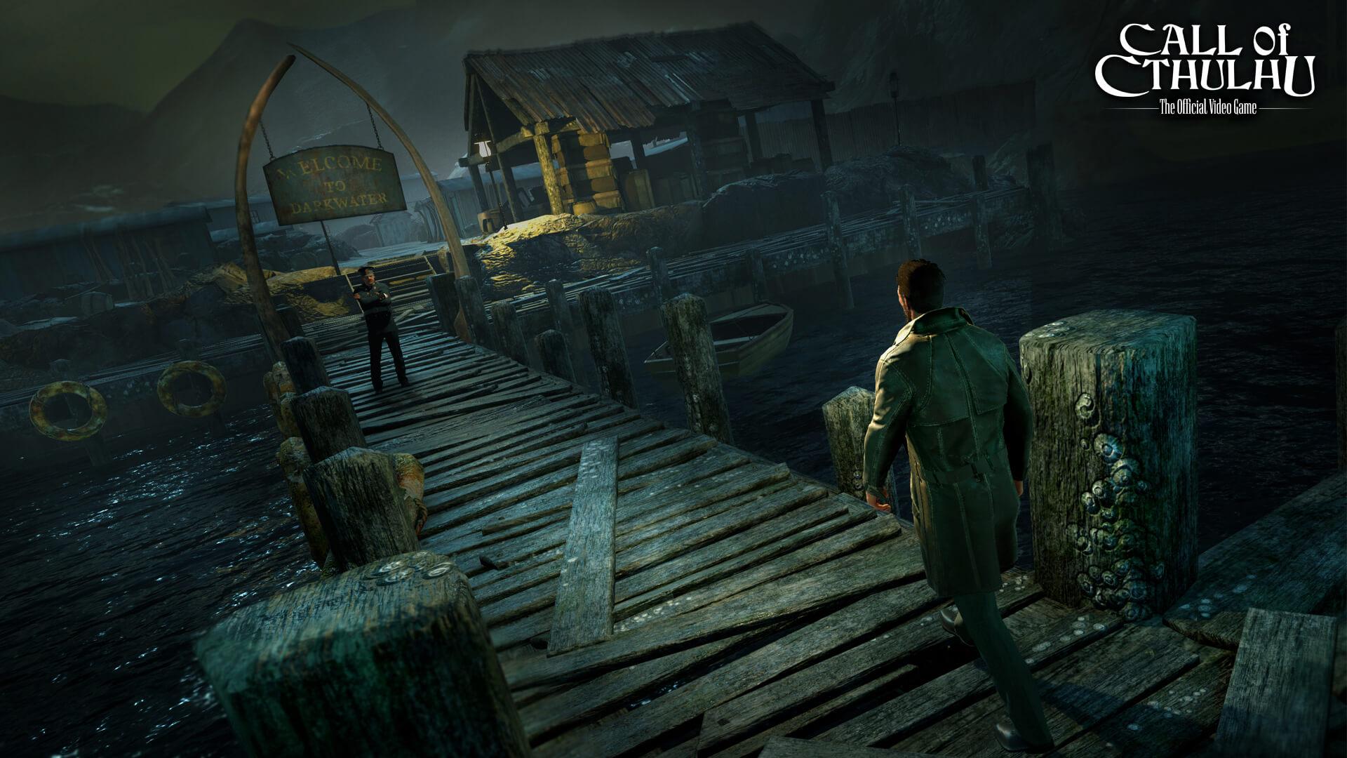 Call of Cthulhu debuts Trailer at E3