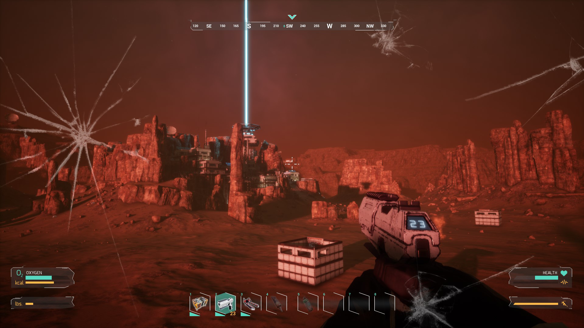 Memories of Mars enters Early Access