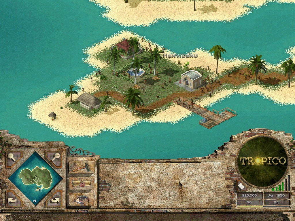 Tropico arrives to iPad later this year