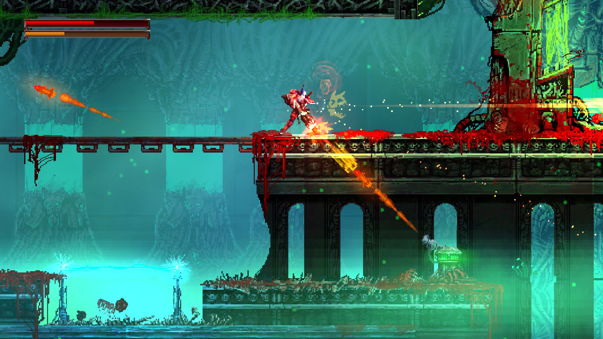 Team behind Slain: Back From Hell announce new game Valfaris