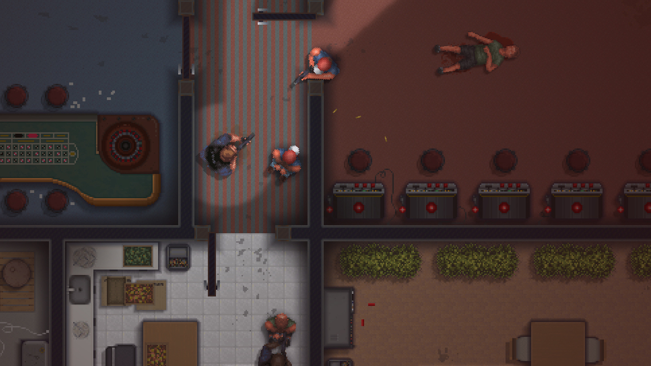 SWAT meets Hotline Miami: Police Stories preview