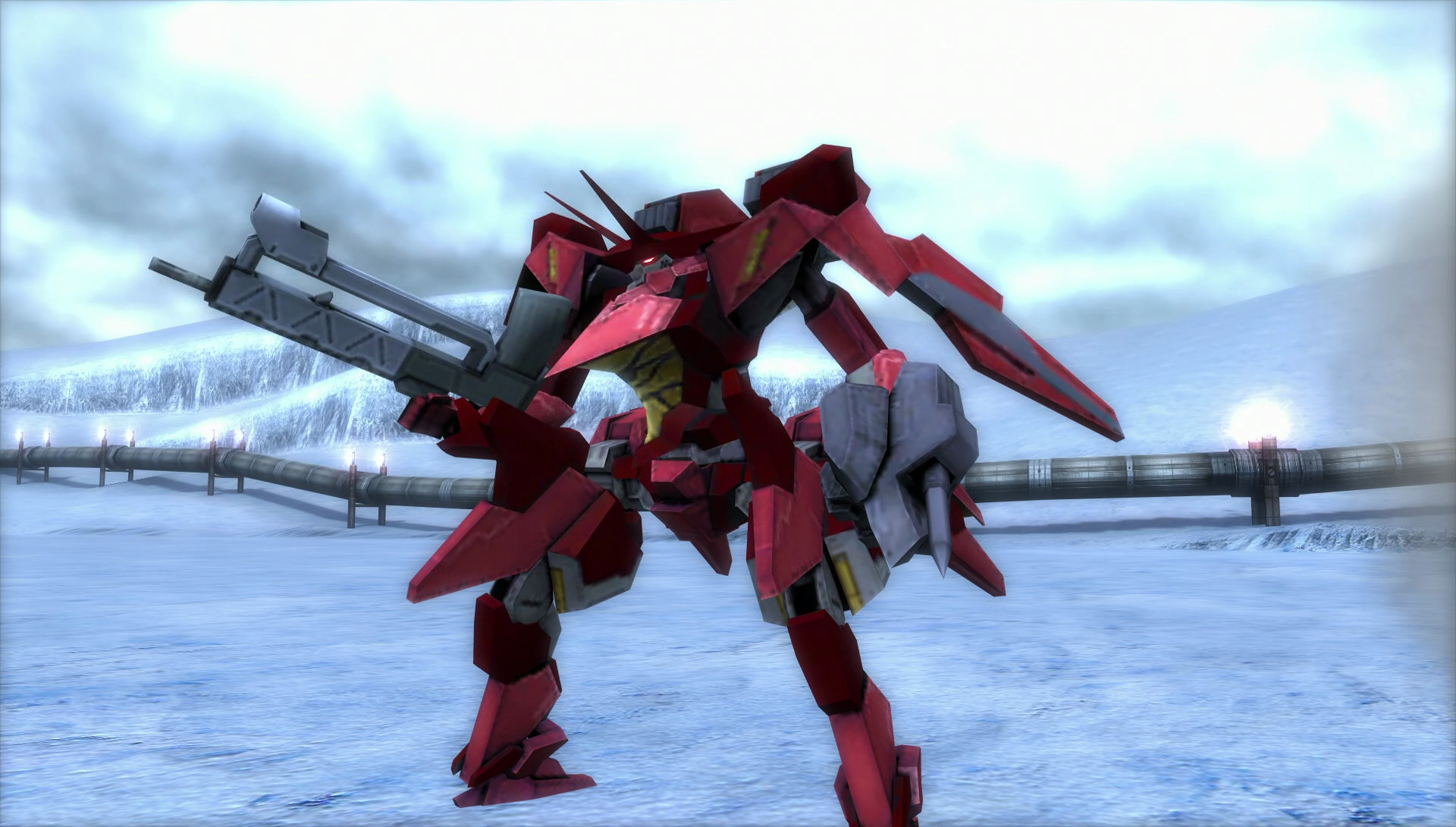 Assault Gunners HD Edition goes portable on Switch