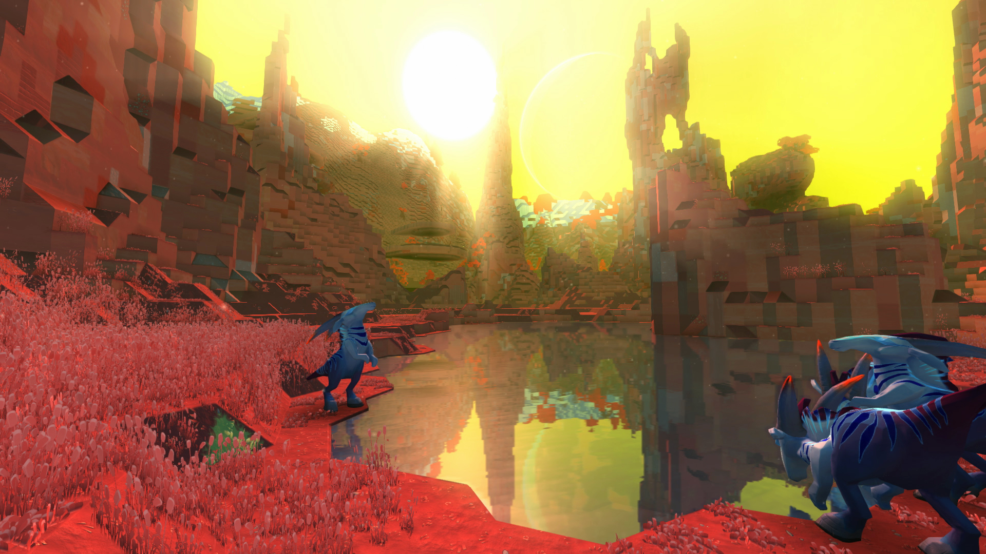Boundless gets Steam and PS4 release date
