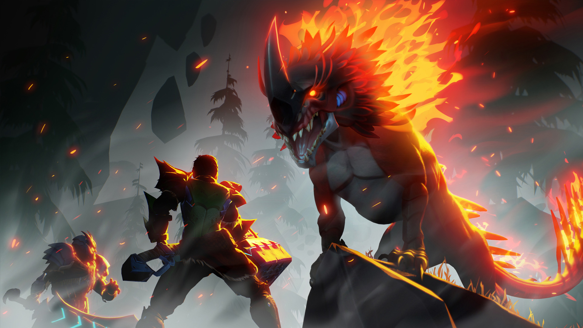 Dauntless announces The Coming Storm expansion