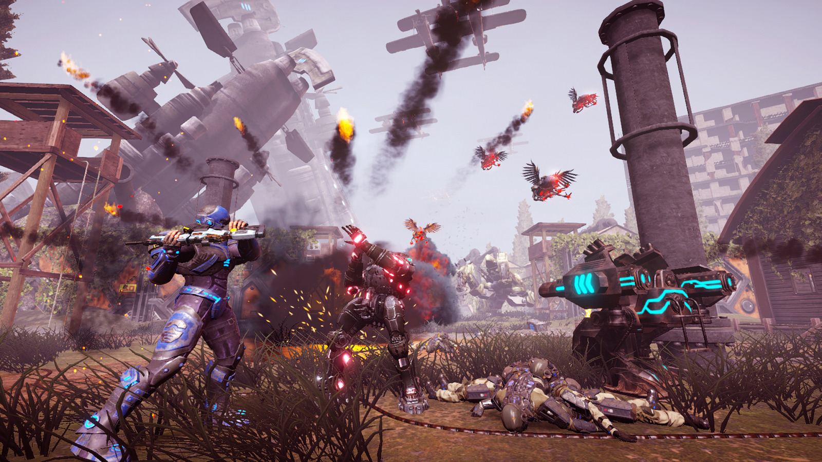 Gene Rain hits Xbox One next week