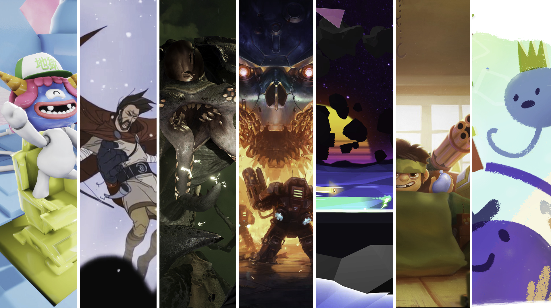 Top 7 Most Anticipated Indie Games of July 2018