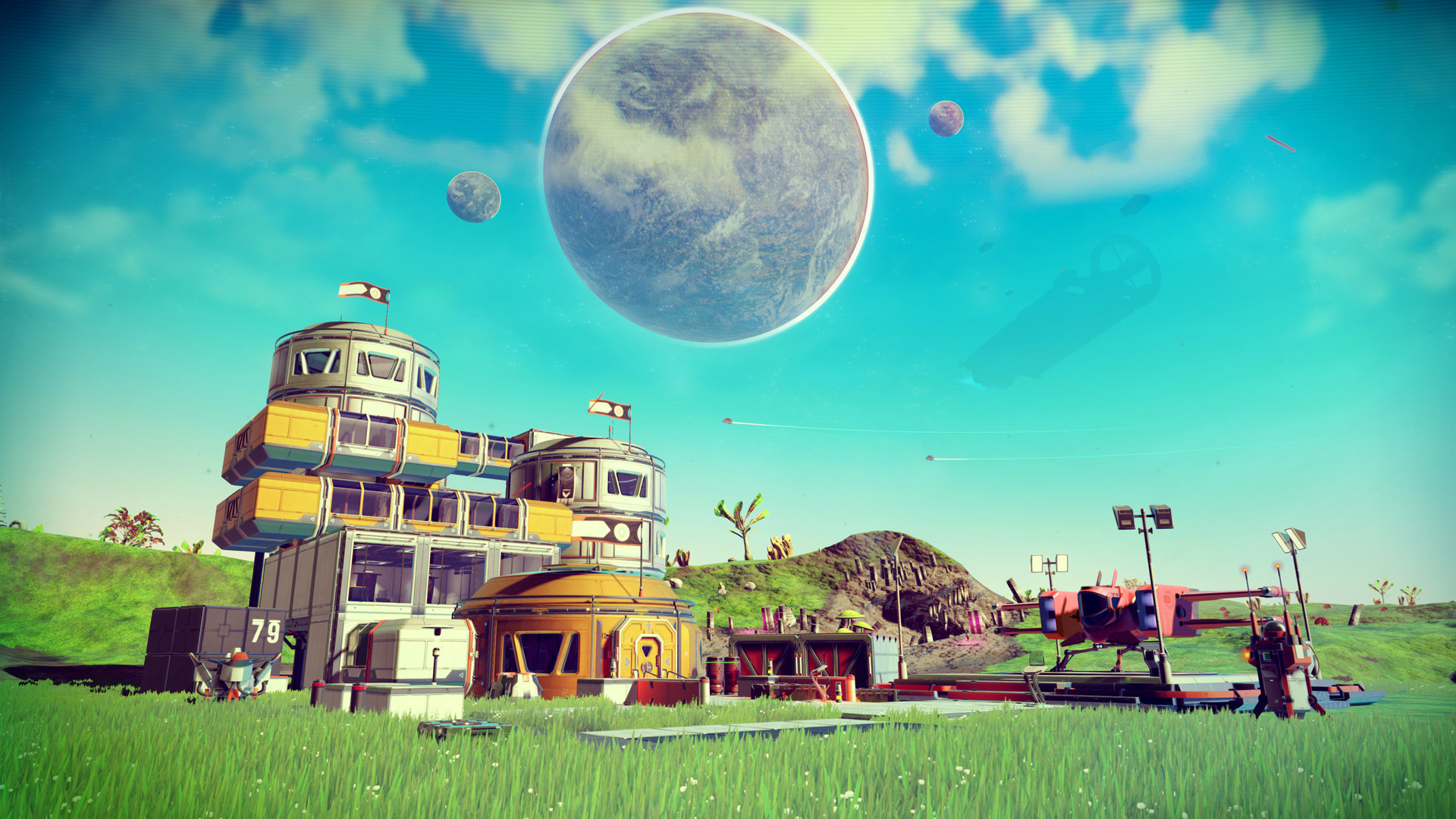 No Man's Sky to get weekly challenges and updates