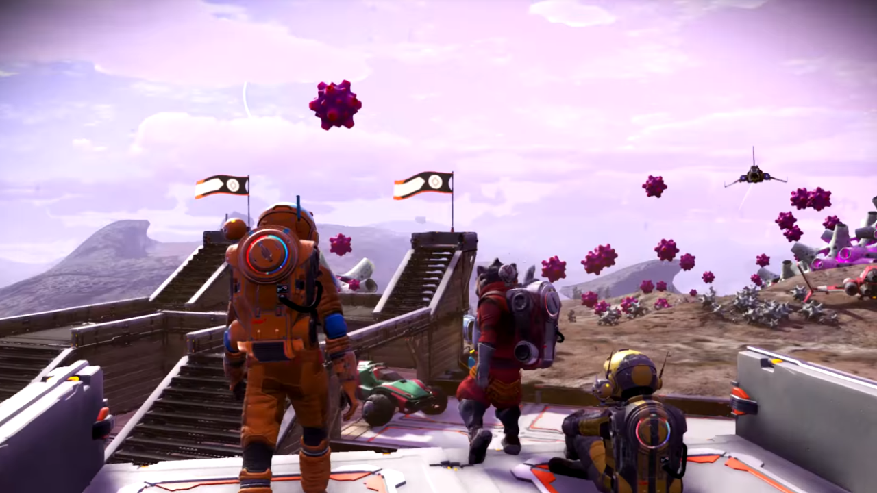 Hello Games on how they dealt with the aftermath of No Man's Sky