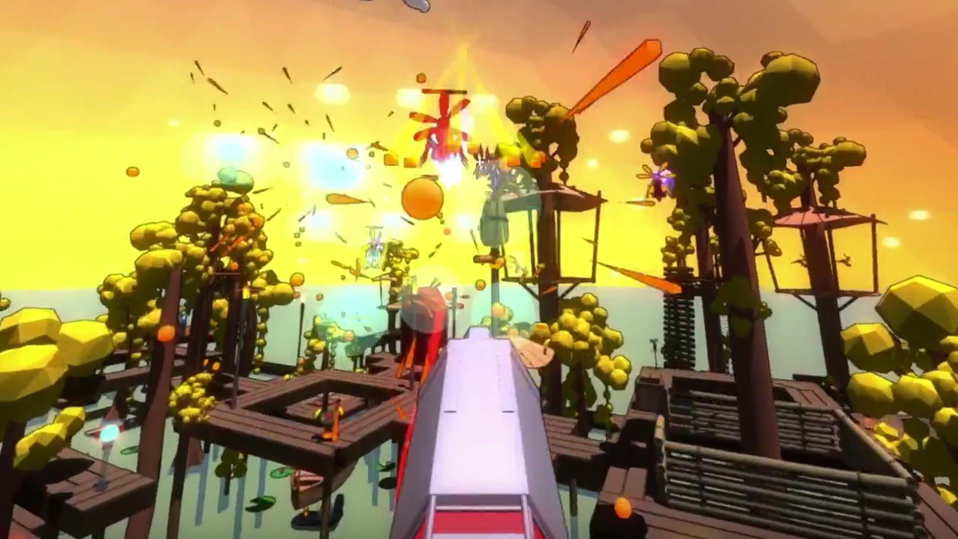 Polygod shoots to release this August