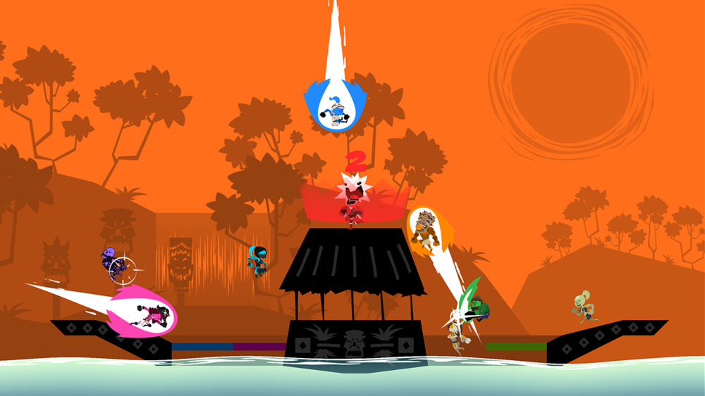 Runbow finally released for PS4 and Switch