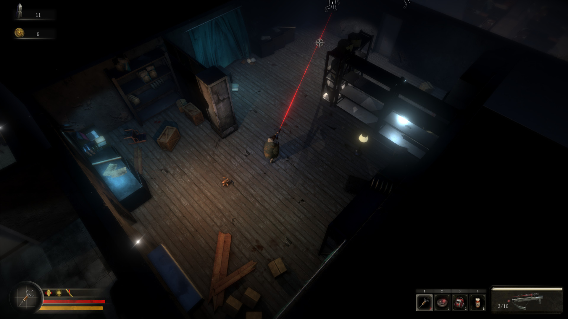 Top-down rogue-like shooter Enlightenment released