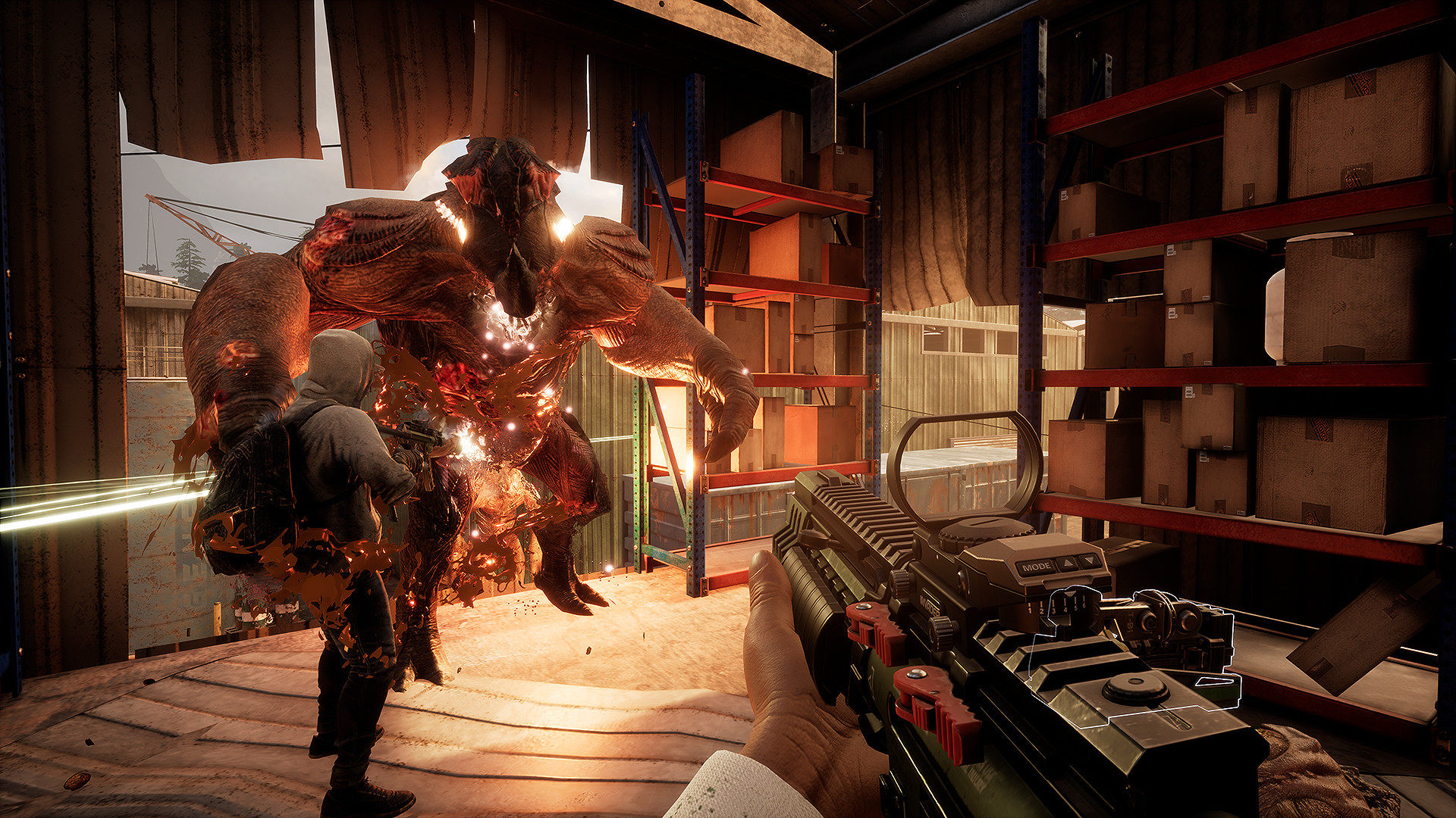 Earthfall releases onto Xbox One, PS4 and PC