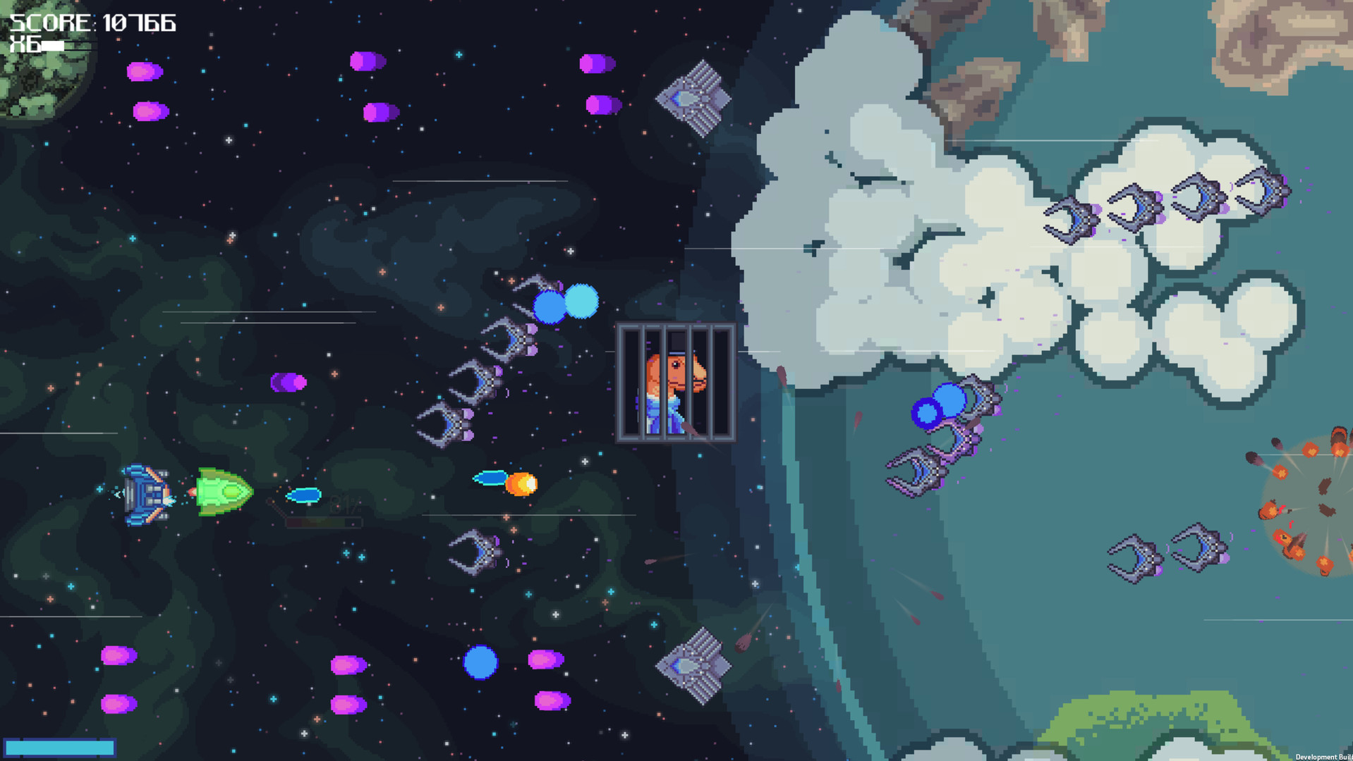 Lazy Galaxy: Rebel Story gets Steam Demo
