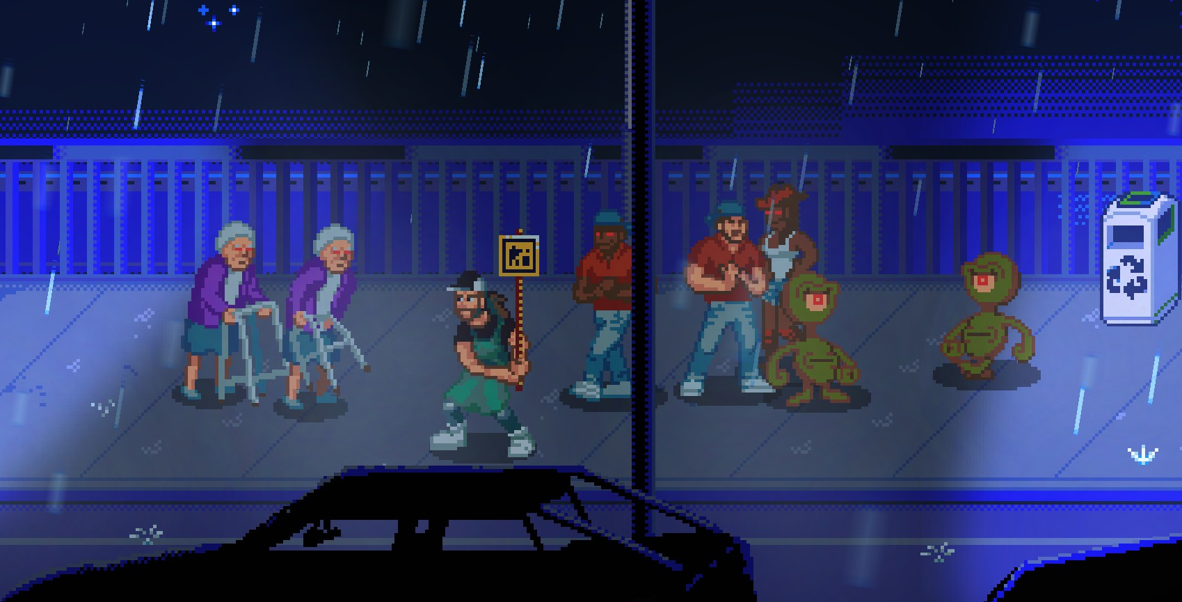 Retro couch play brawler Coffee Crisis hits Xbox One