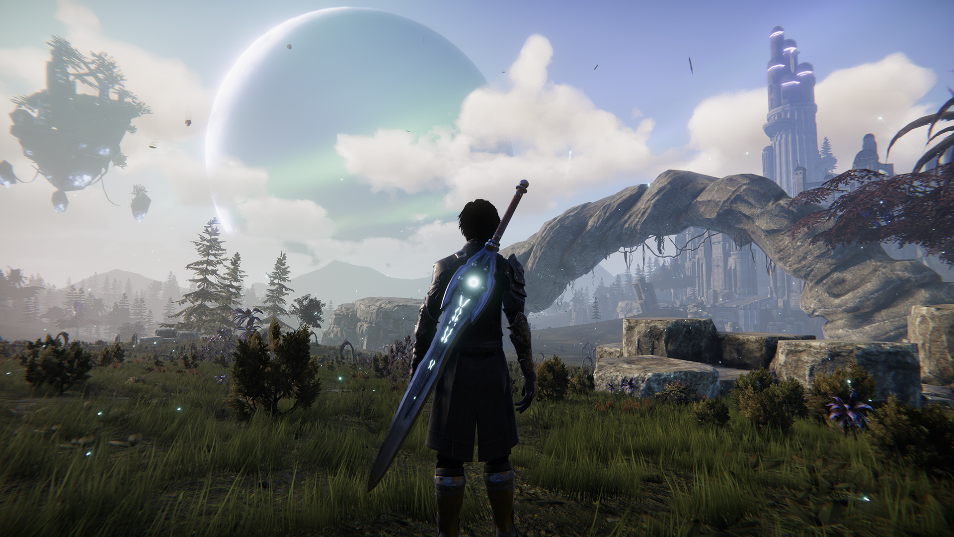 JRPG Edge Of Eternity gets release date