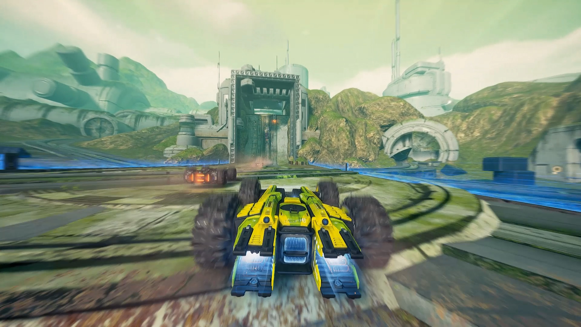 GRIP Combat Racing drifts into November