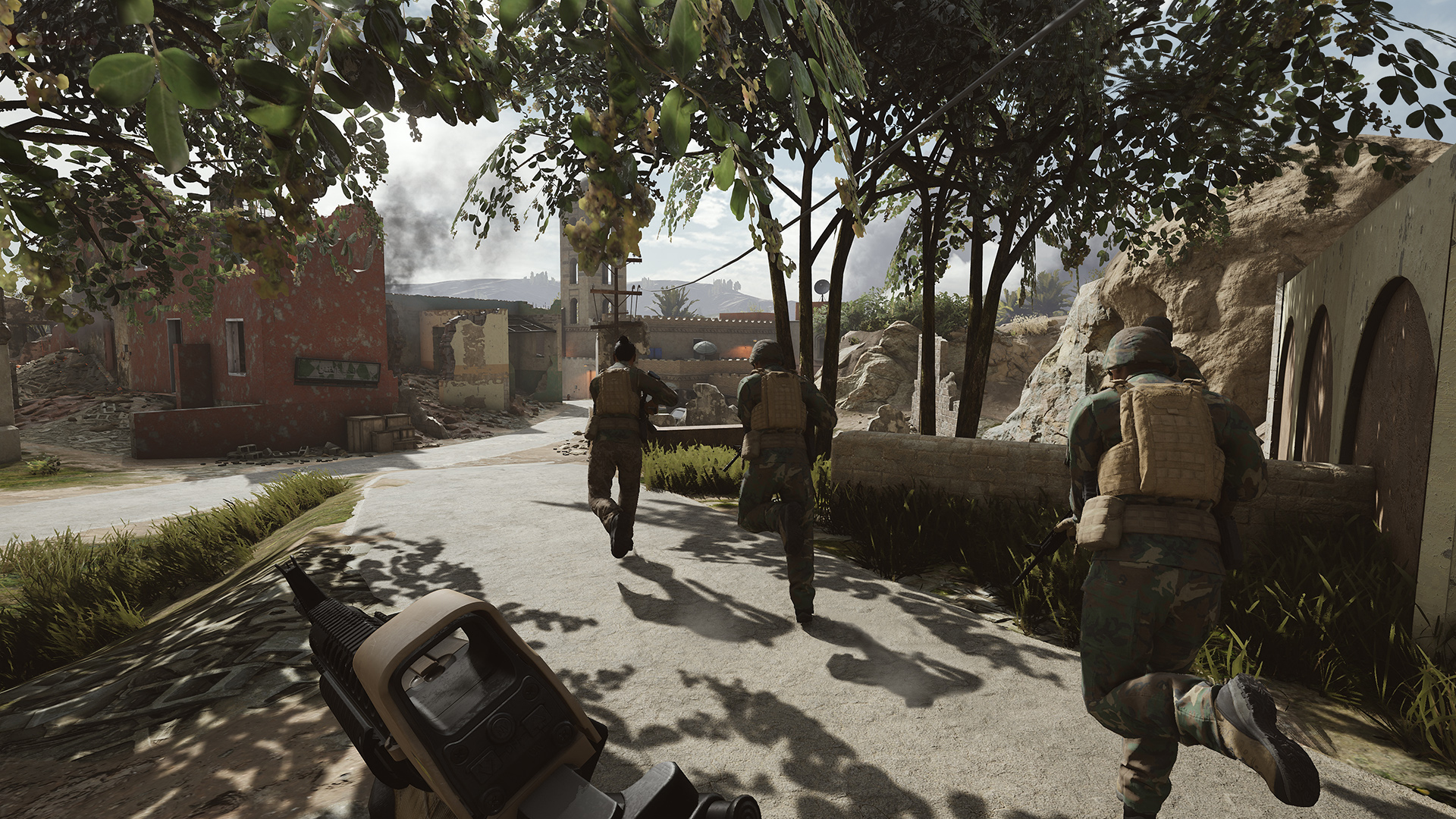 Insurgency: Sandstorm trailer and beta revealed