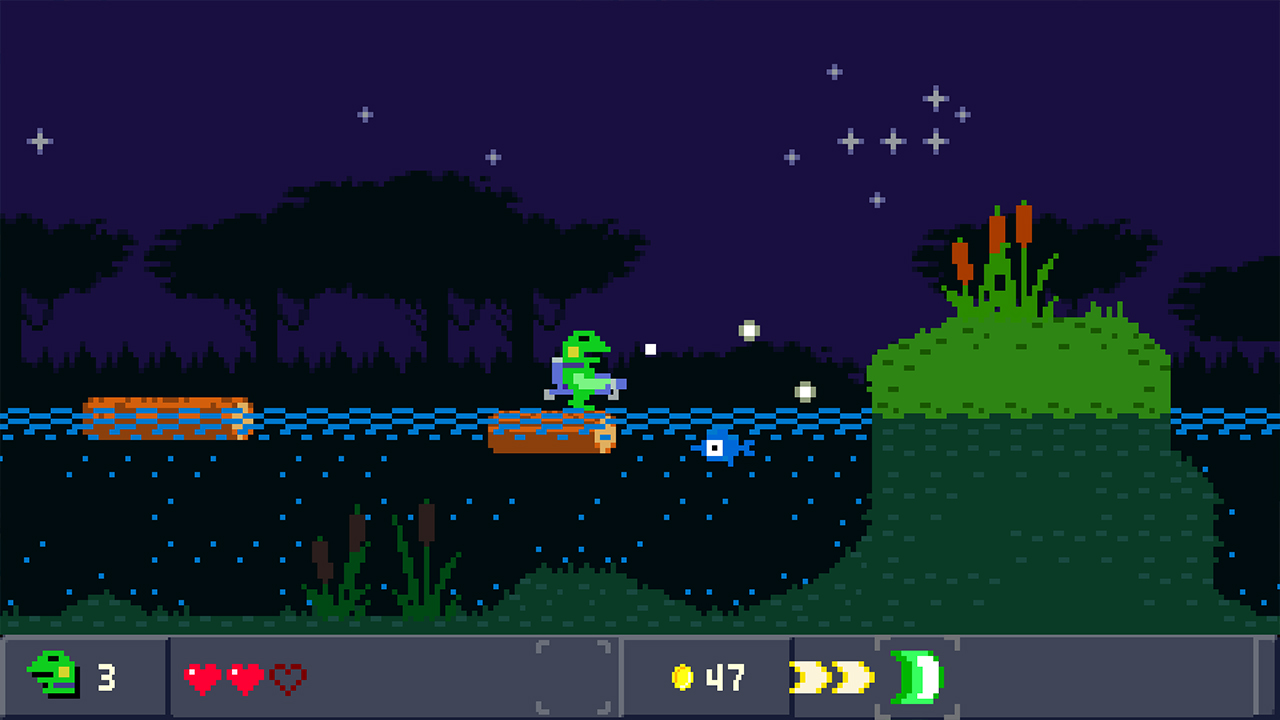 Kero Blaster shoots onto Switch today