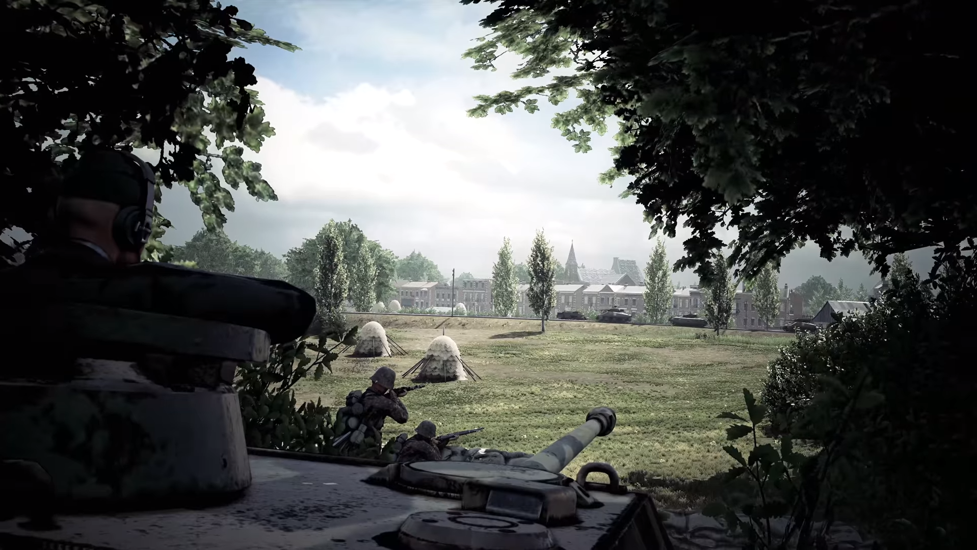 WW2 Shooter Post Scriptum is out now