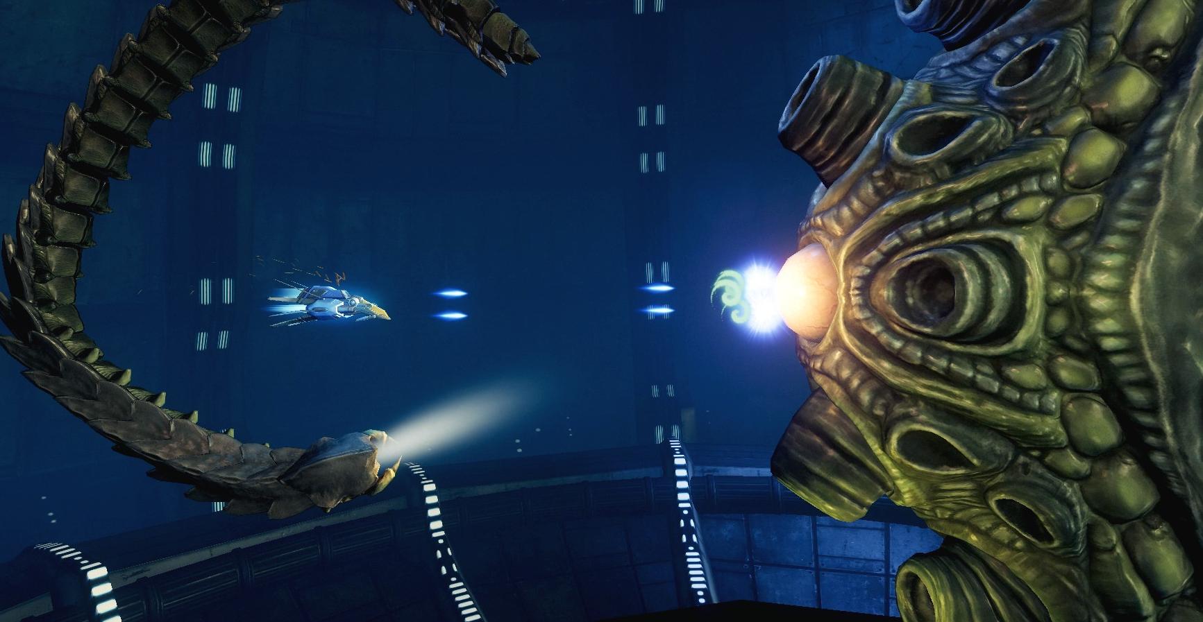 Rigid Force Alpha launching onto Steam soon