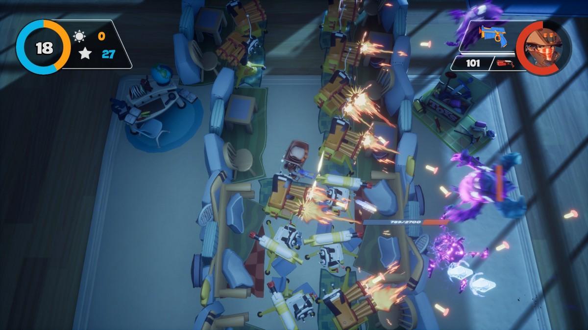 Sleep Tight gameplay screenshot