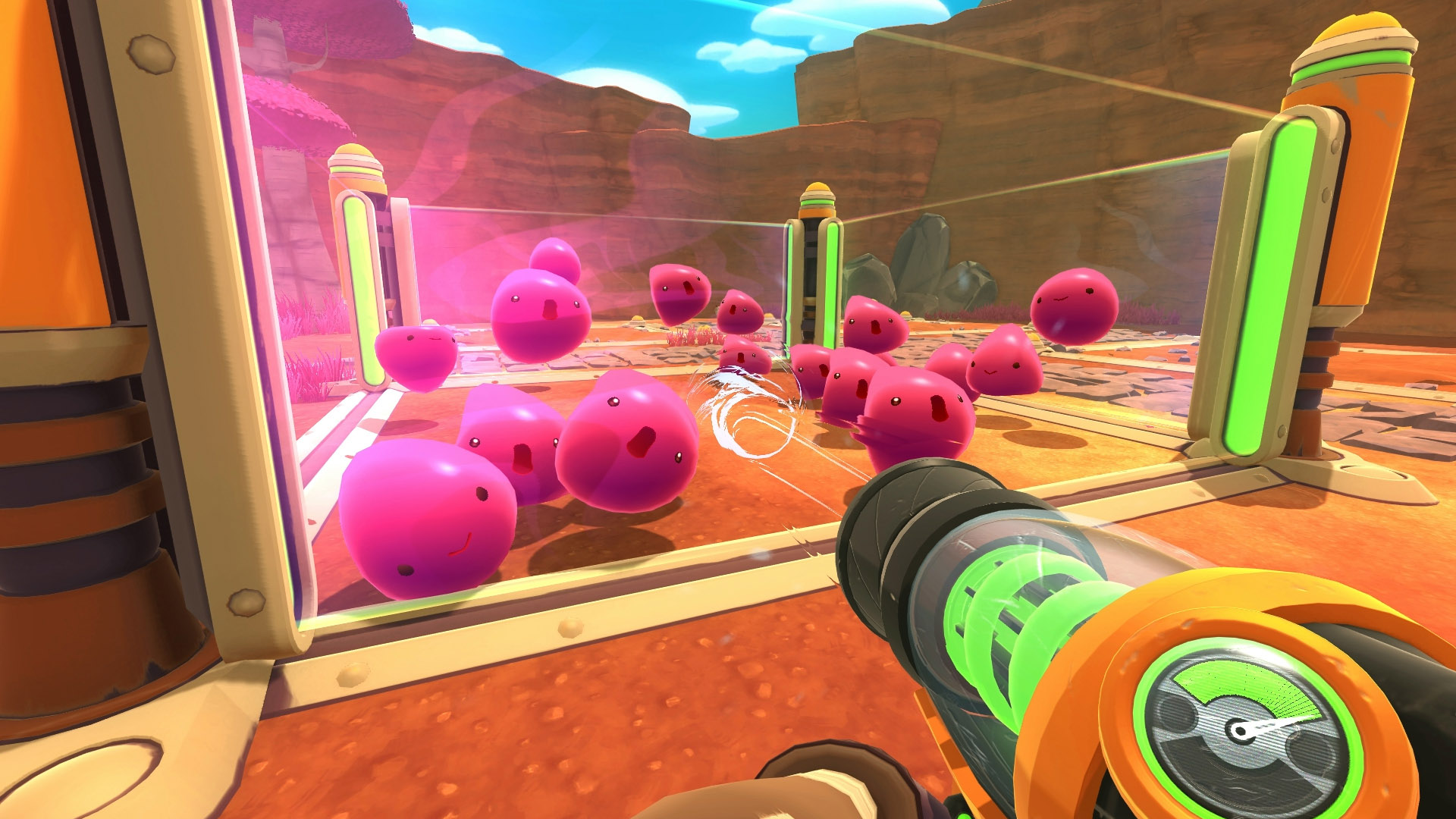 Slime Rancher coming to retail next month