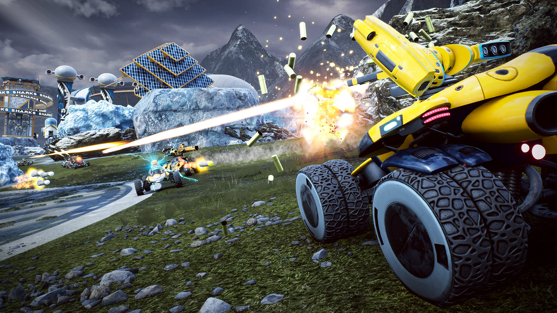 Vehicle based MOBA Switchblade gearing up for release