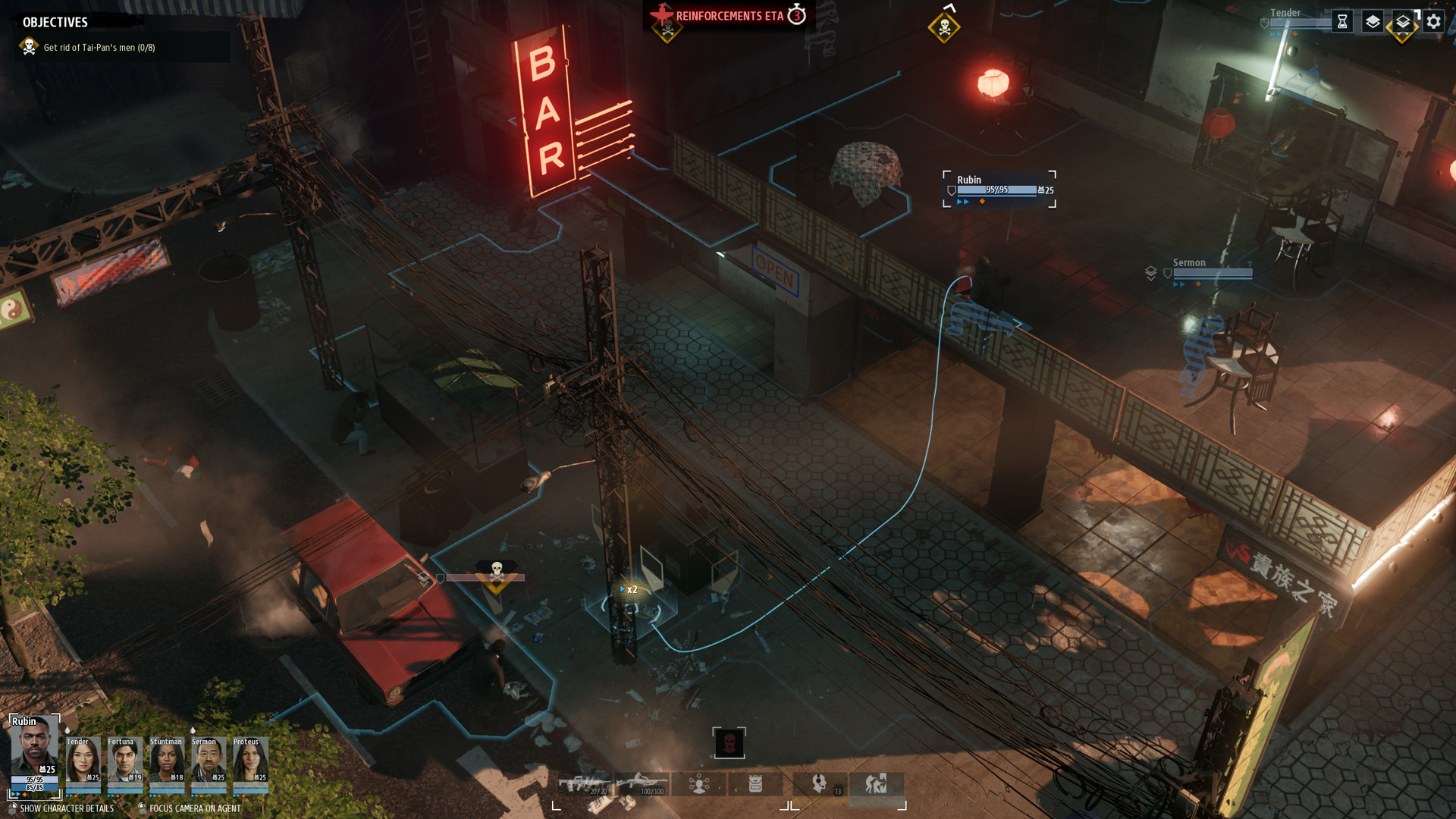Phantom Doctrine arrives today on PC and consoles