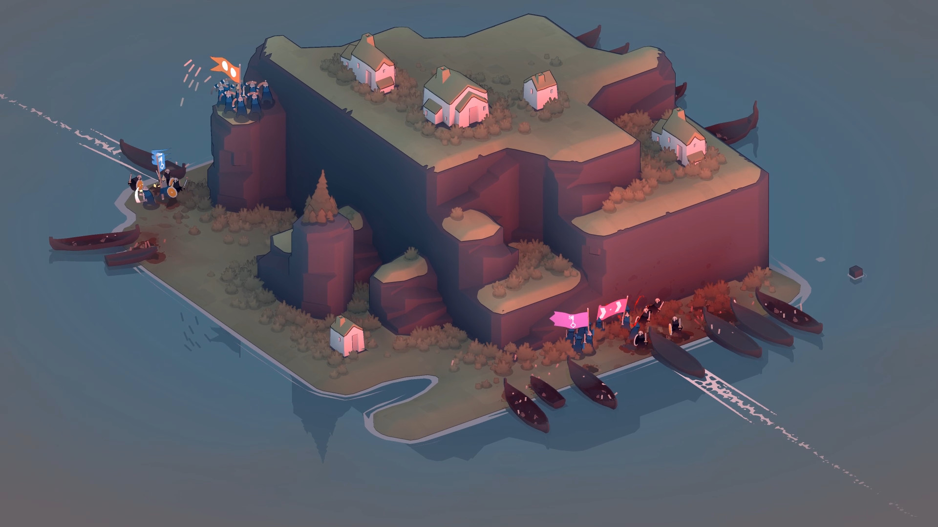 Bad North now available on consoles