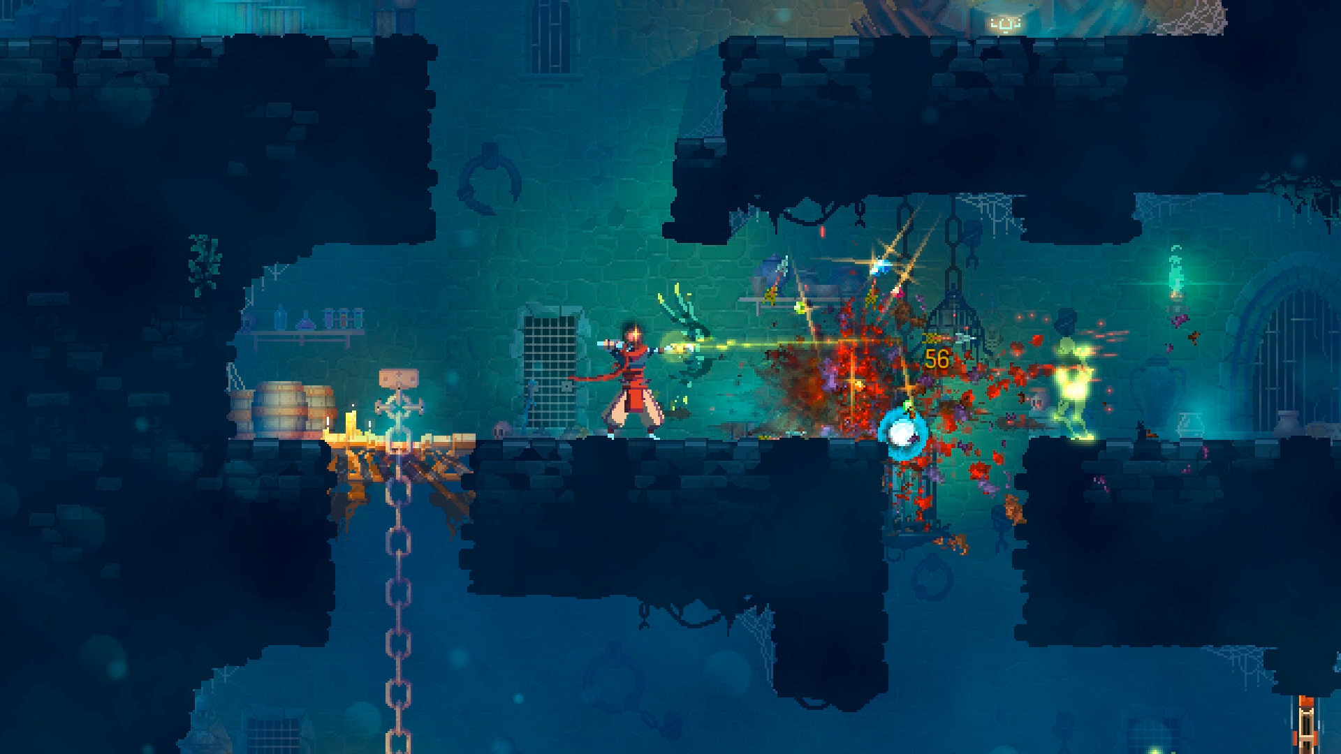 Dead Cells is out now on PC and consoles