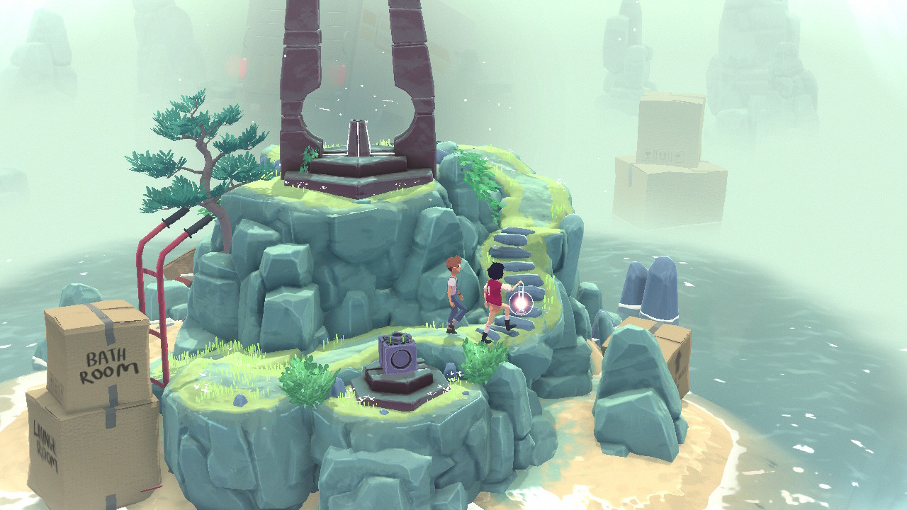 The Gardens Between on Nintendo Switch