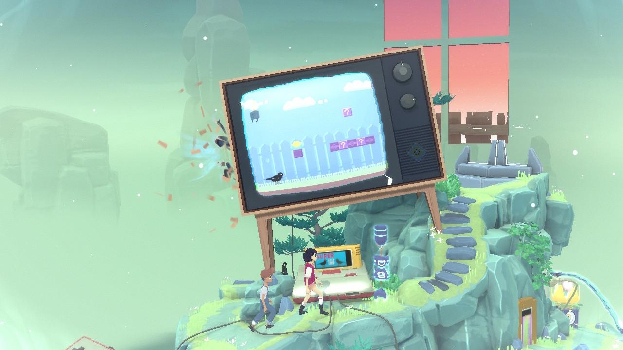 The Gardens Between gameplay screenshot
