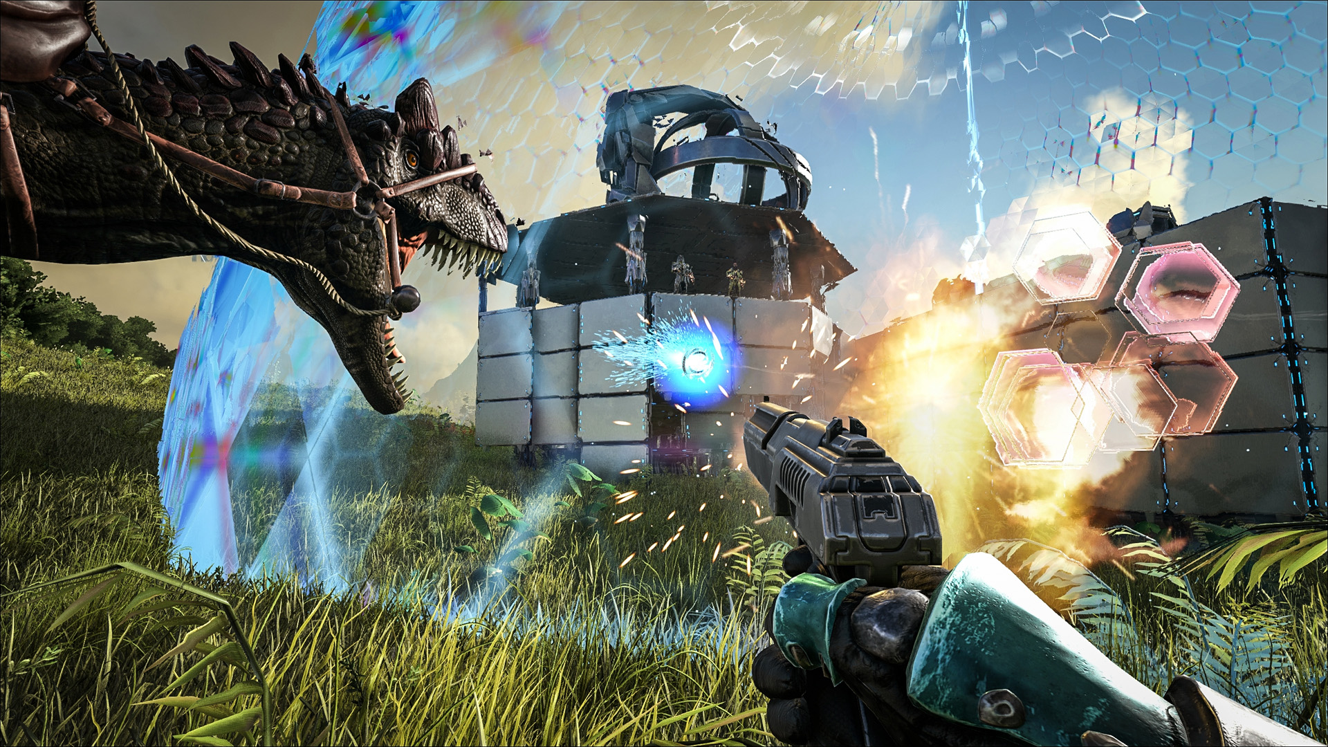Official PVP servers for Ark: Survival Evolved announced
