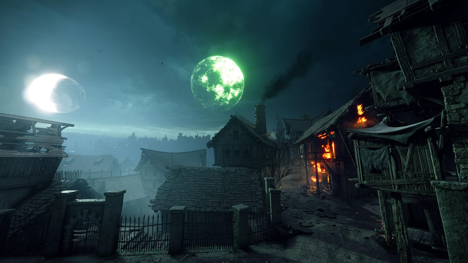 Warhammer: Vermintide 2 Shadows Over Bögenhafen