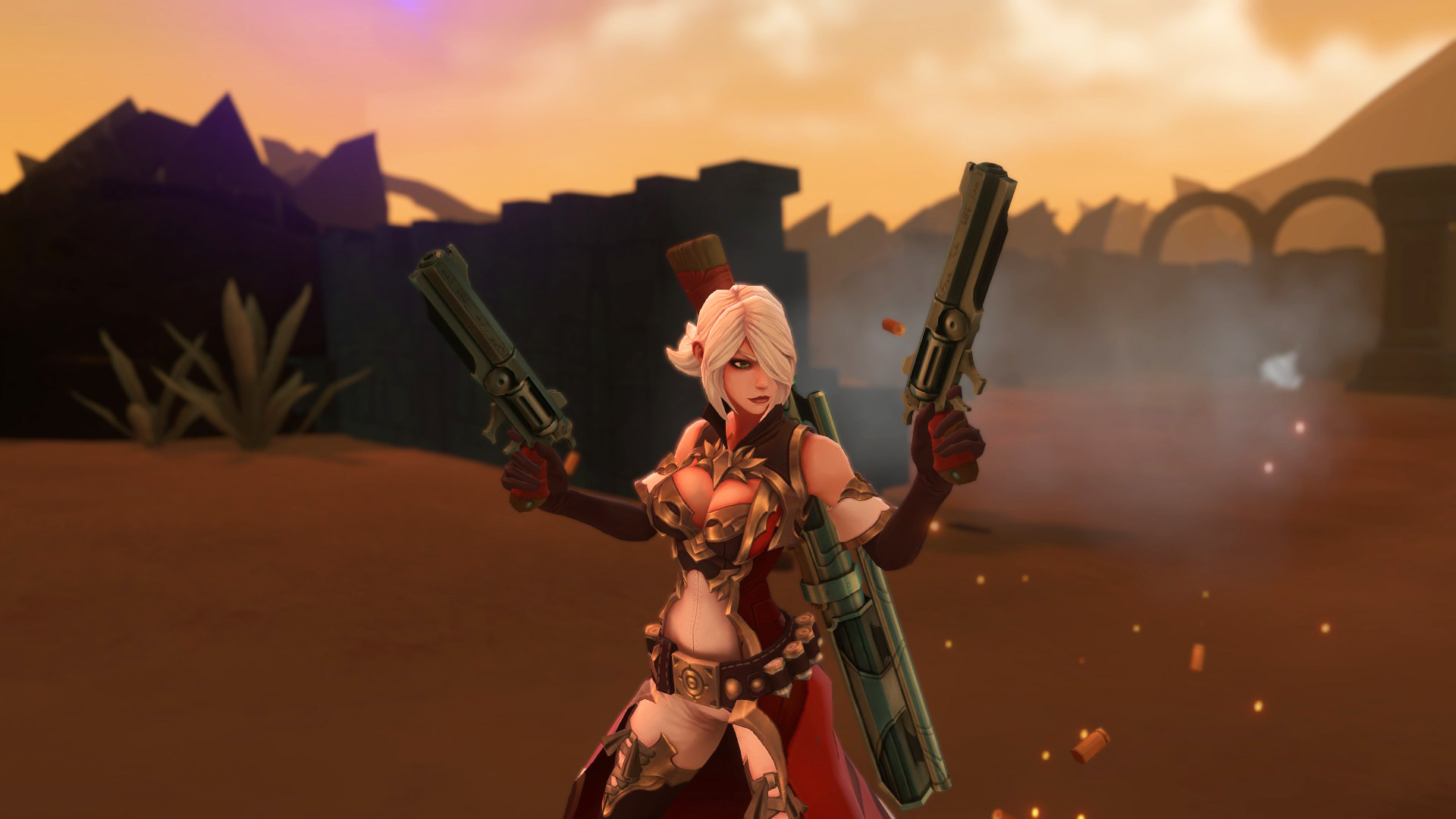 Battlerite Royale tops Steam's global top seller list