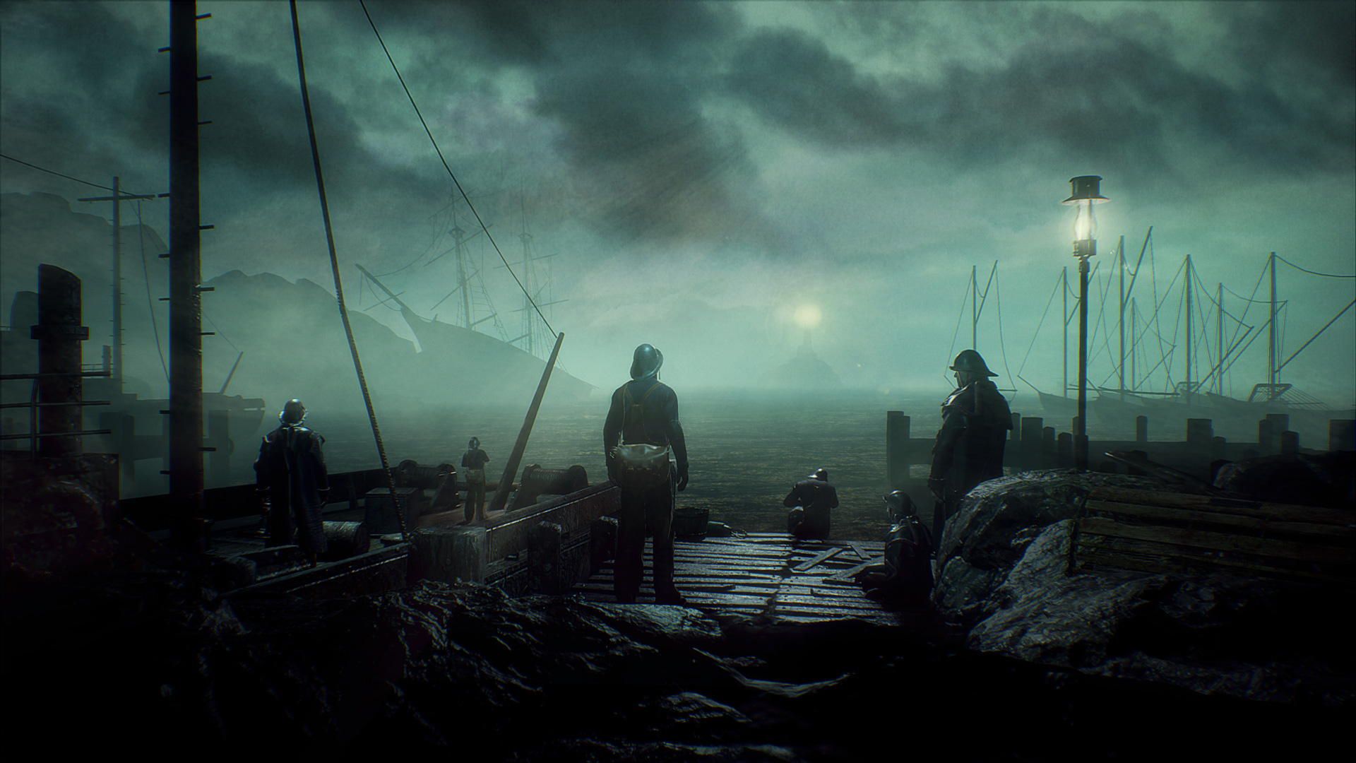 New gamplay trailer for Call Of Cthulhu unearthed