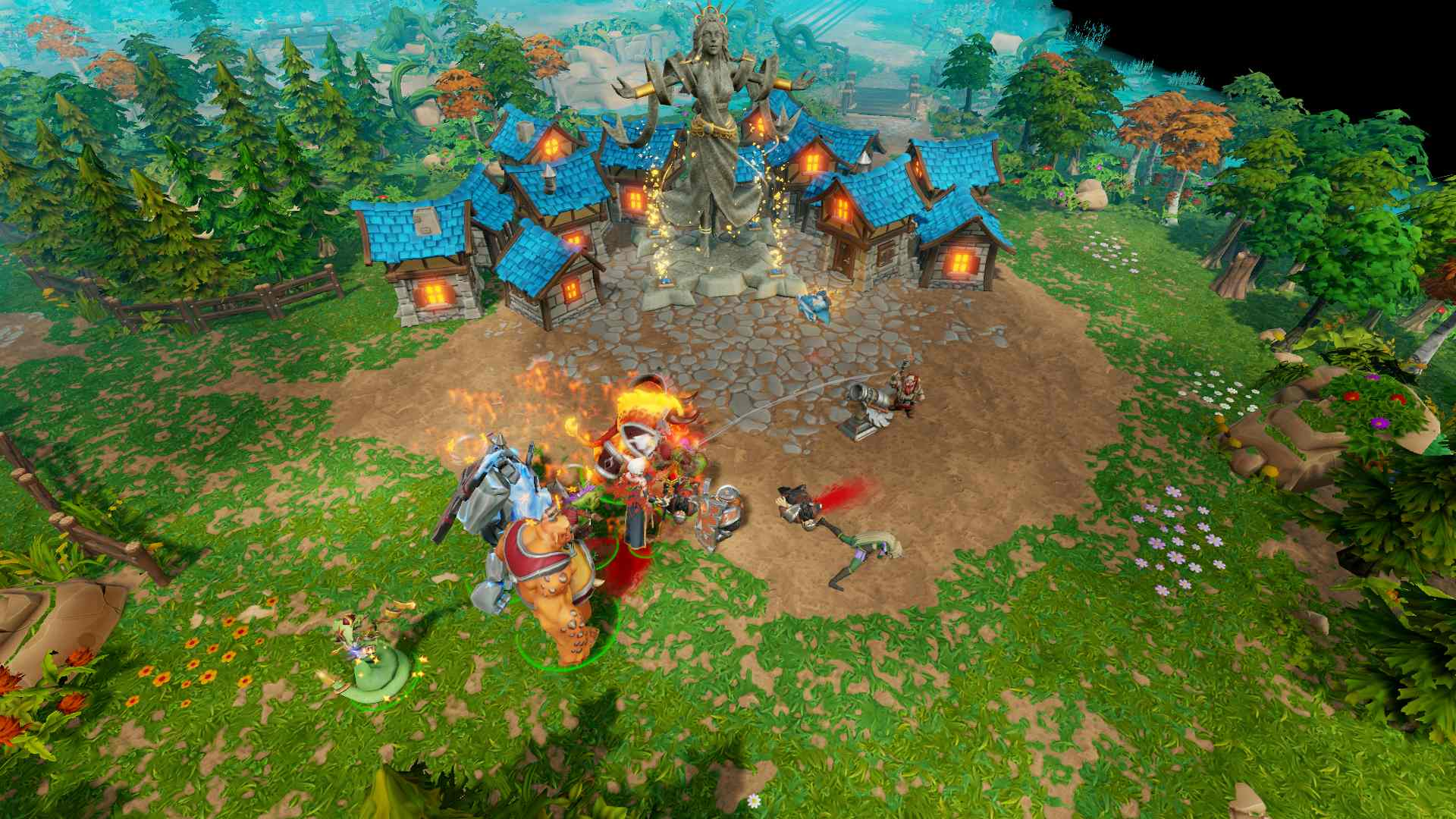 Dungeons 3 expansion Clash Of Gods launches today