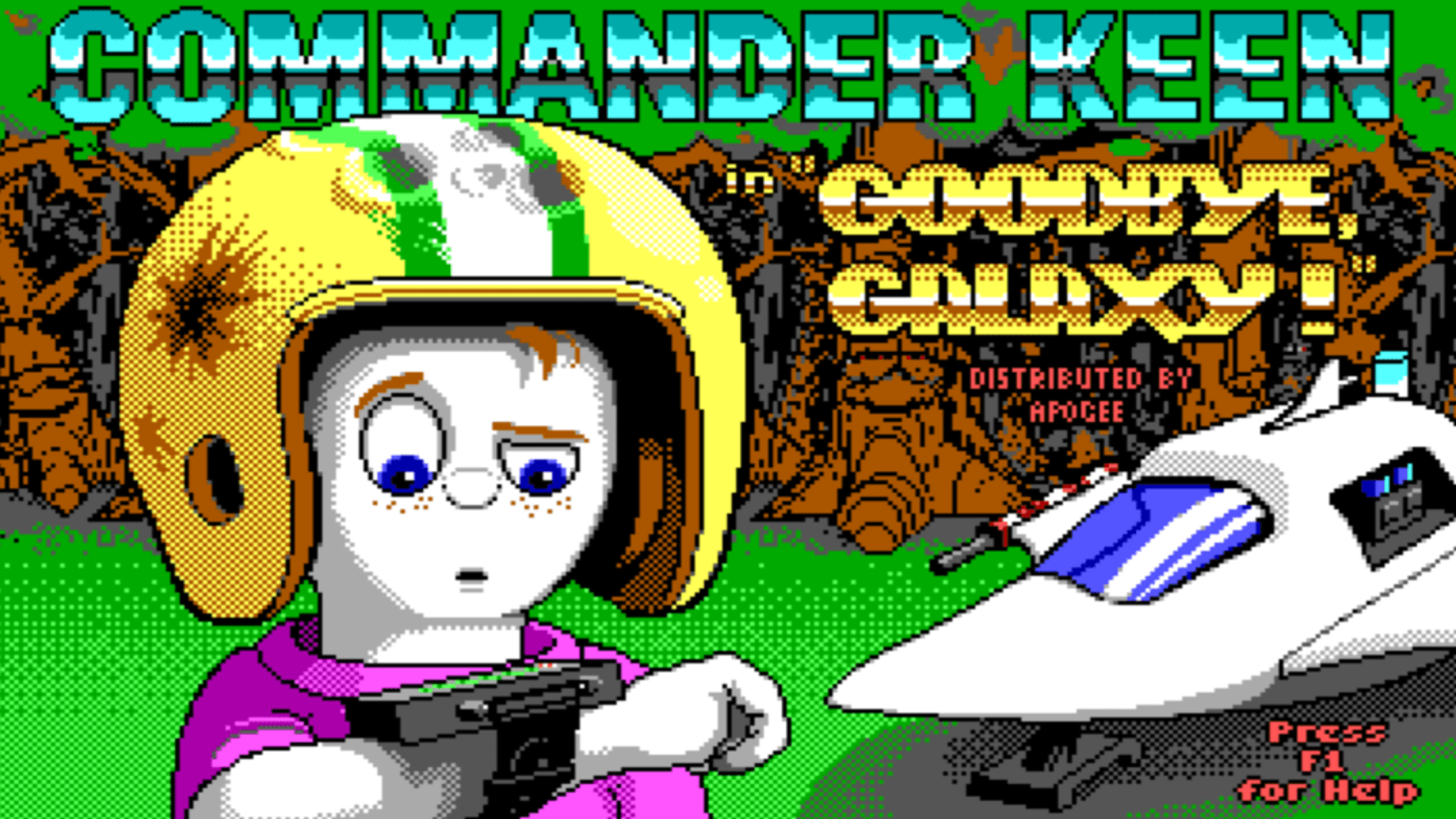 Commander Keen shareware